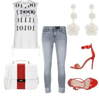 Outfit Trendy #7428