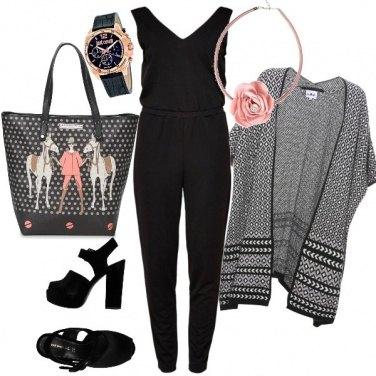Outfit Bella e pratica