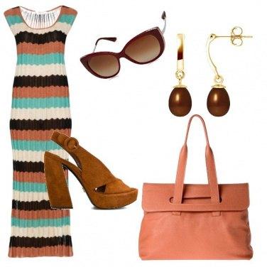 Outfit I colori del safari