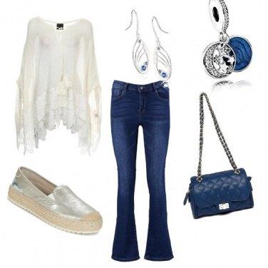 Outfit Marina di notte