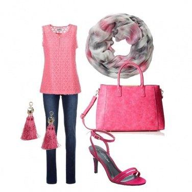 Outfit Rosée