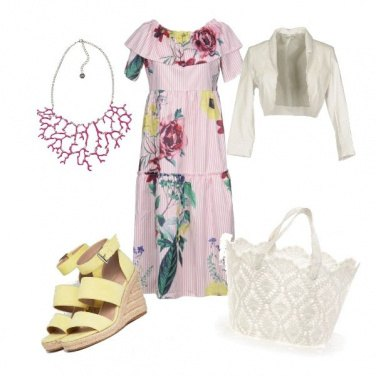 Outfit Fantasie delicate