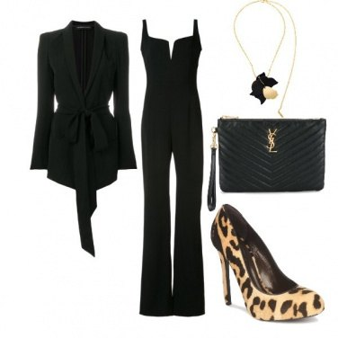 Outfit Chic #4626