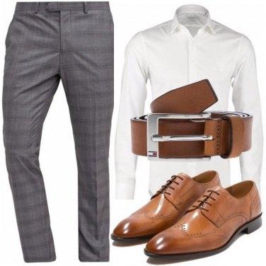 Outfit Uomo casual di giorno
