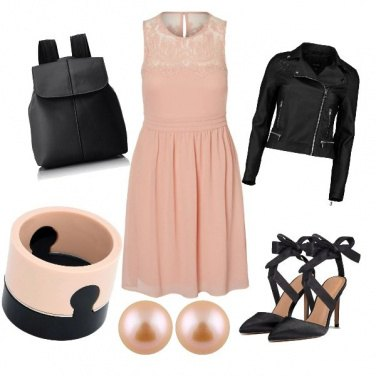 Outfit Romantic rock!