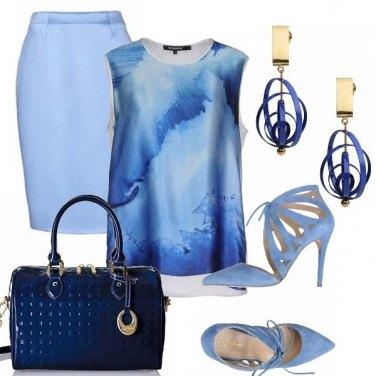 Outfit Azzurro.... e dintorni