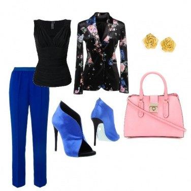 Outfit Colori forti
