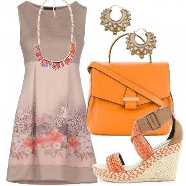 Outfit Colori del deserto