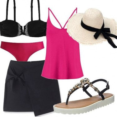 Outfit Bagno o passeggiata?