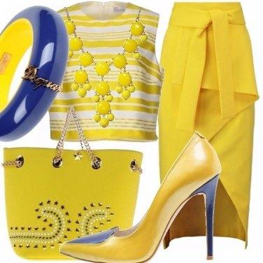Outfit Véstiti di sole...