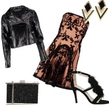 Outfit Invitata rock