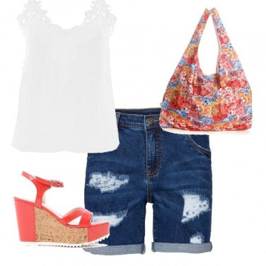 Outfit Trendy #7552