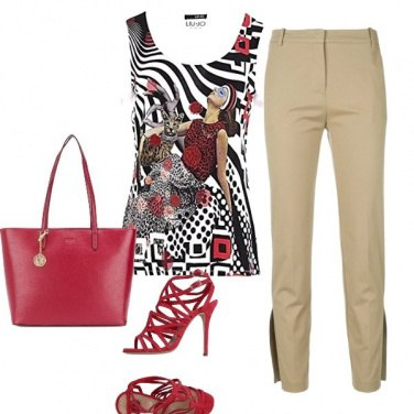 Outfit Trendy #7554
