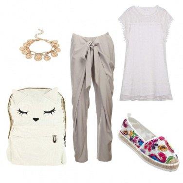 Outfit Sabato pomeriggio di shopping