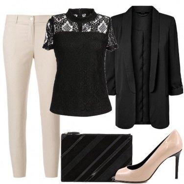 Outfit Abbinamento intramontabile