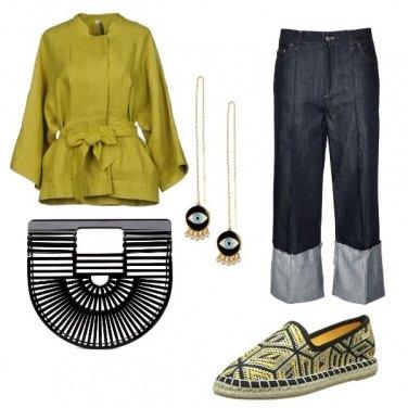 Outfit Comode espadrillas
