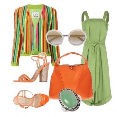 Outfit Allegria vitaminica