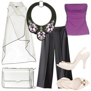 Outfit Un fresco soprabito