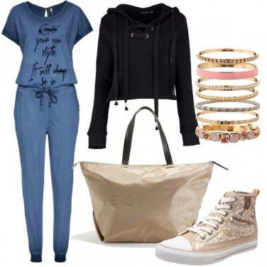 Outfit Mood sporty chic