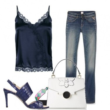 Outfit Top lingerie
