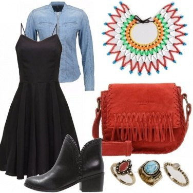 Outfit Navajo feelings