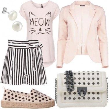 Outfit Espadrillas Bon Ton