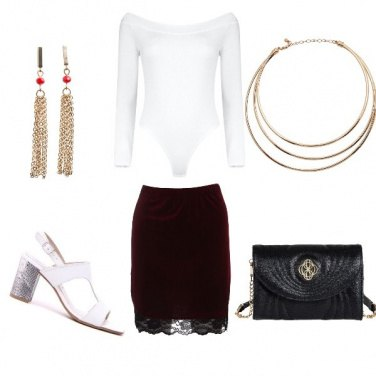Outfit Trendy #7614