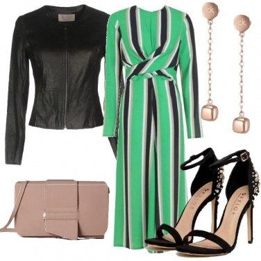 Outfit La jumpsuit che slancia