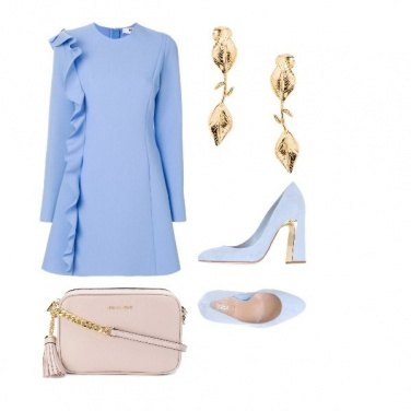 Outfit Blue serenity