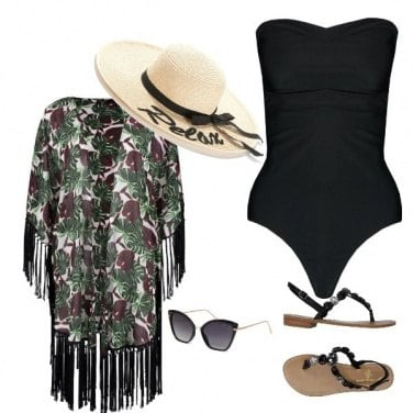 Outfit Relax al mare
