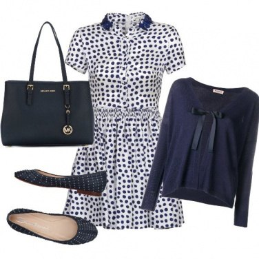 Outfit Qualche pois