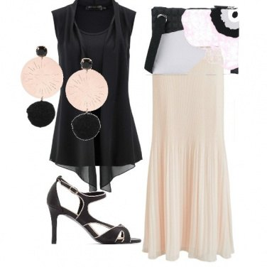 Outfit Dark and light