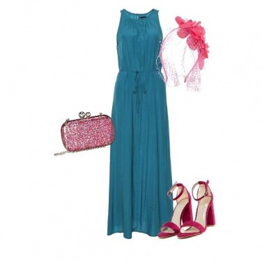 Outfit Cerimonia sbarazzina...