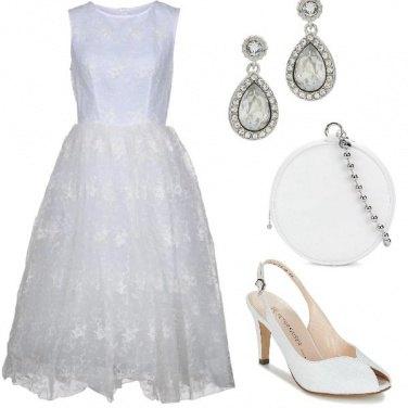 Outfit Sposa stile anni \'60