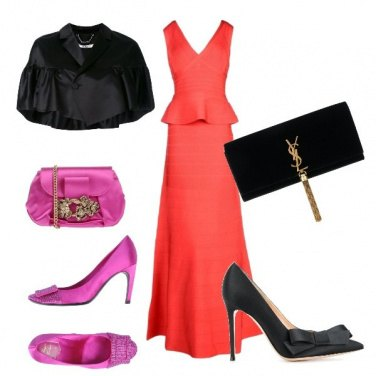 Outfit Winter Wedding