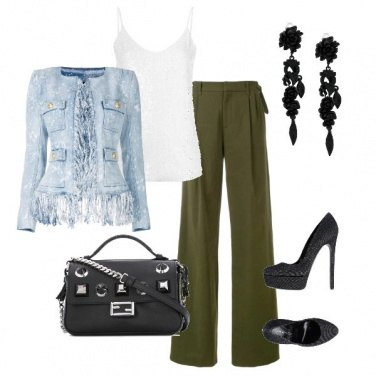 Outfit Trendy #7643