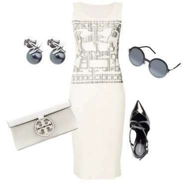 Outfit Coktail Martini