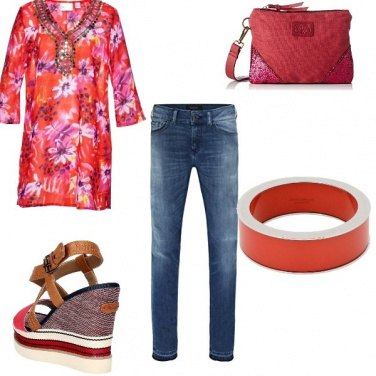 Outfit Etnico #961