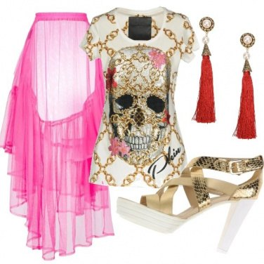 Outfit #skull
