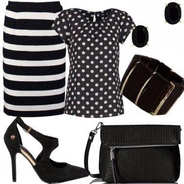 Outfit Opposti che si attraggono