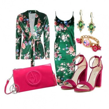Outfit Aperitivo frou frou