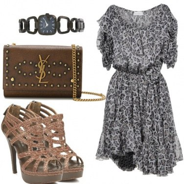 Outfit Etnico #962