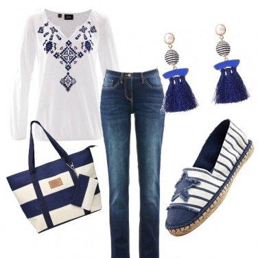 Outfit Marina di sera
