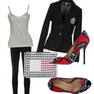 Outfit Urban #2364