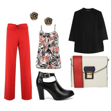 Outfit Easy ma glamour