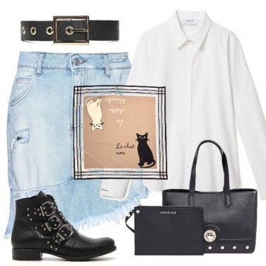 Outfit Trendy #7659
