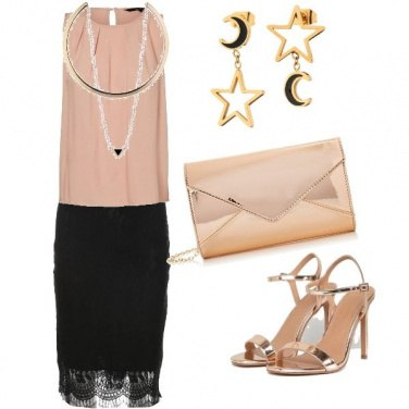 Outfit Serata Chic 2