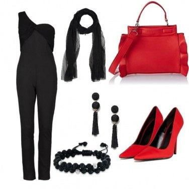 Outfit Occhio al Rosso