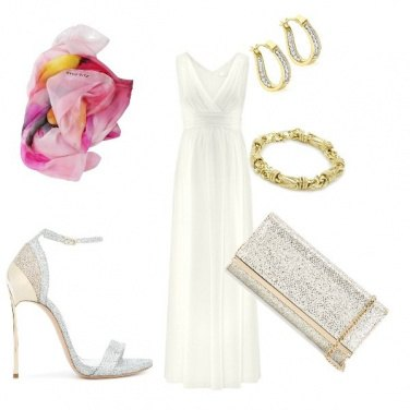Outfit Sposa chic