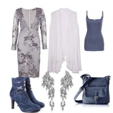 Outfit Sdrammatizzare un vestito importante